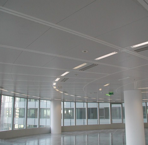 DBH Solutions | Ceiling Systems