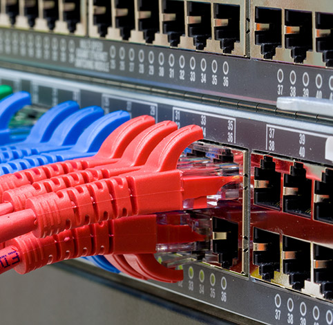 DBH Solutions | Network Cabling Products