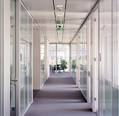 DBH Solutions | Partition Systems